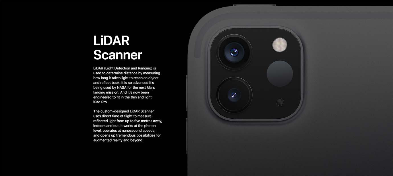 LiDAR Scanner
