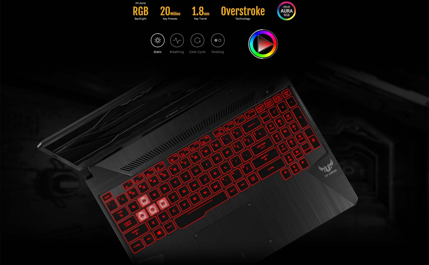 HYPERSTRIKE KEYBOARD