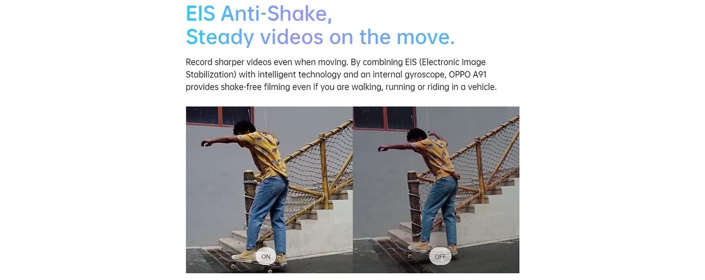 EIS Anti-Shake