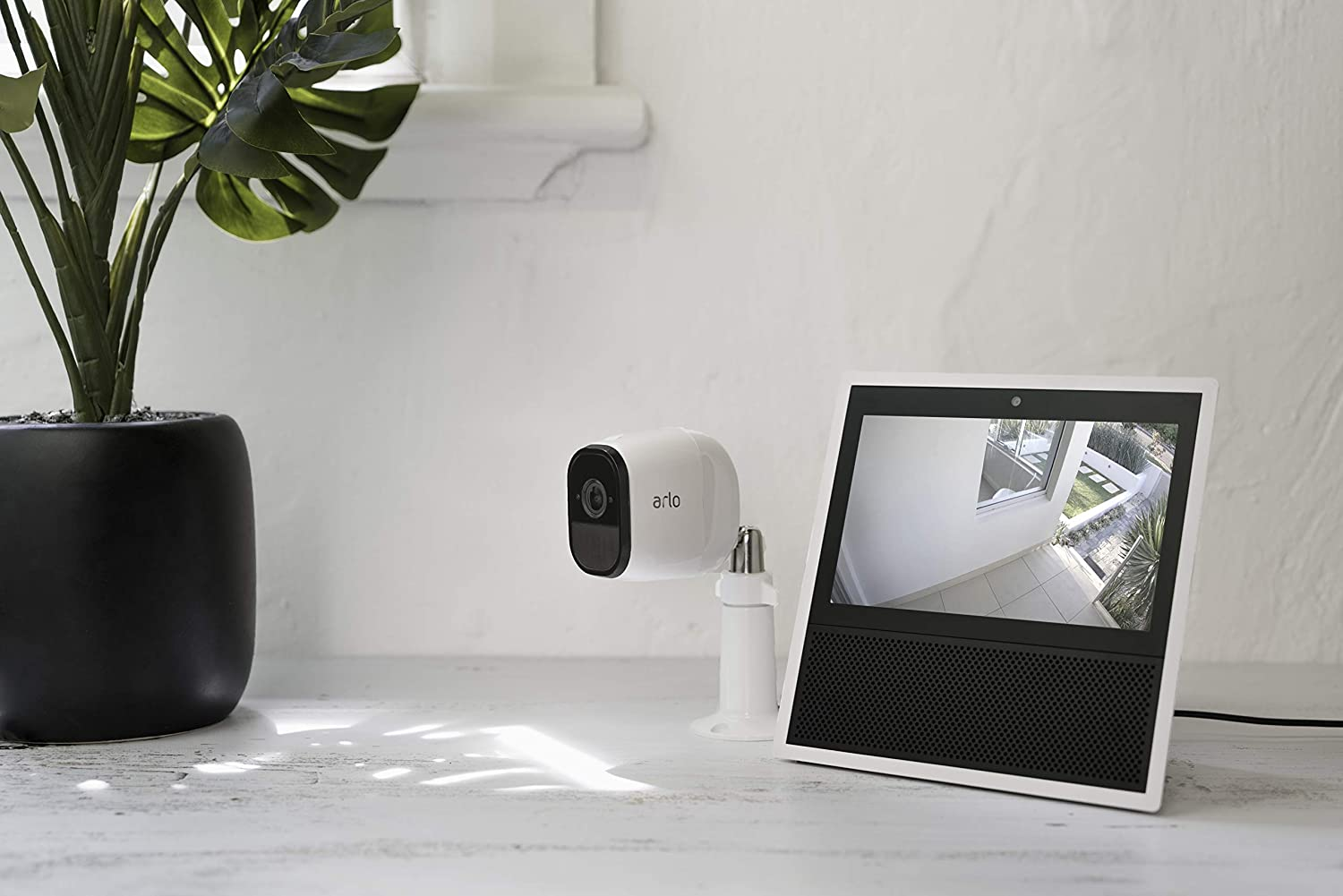 Arlo Pro Wire-Free HD Home Security 2 Camera System VMS4330 One Security System