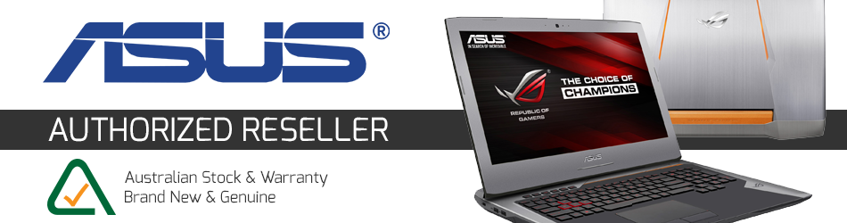 Asus Authorised Reseller