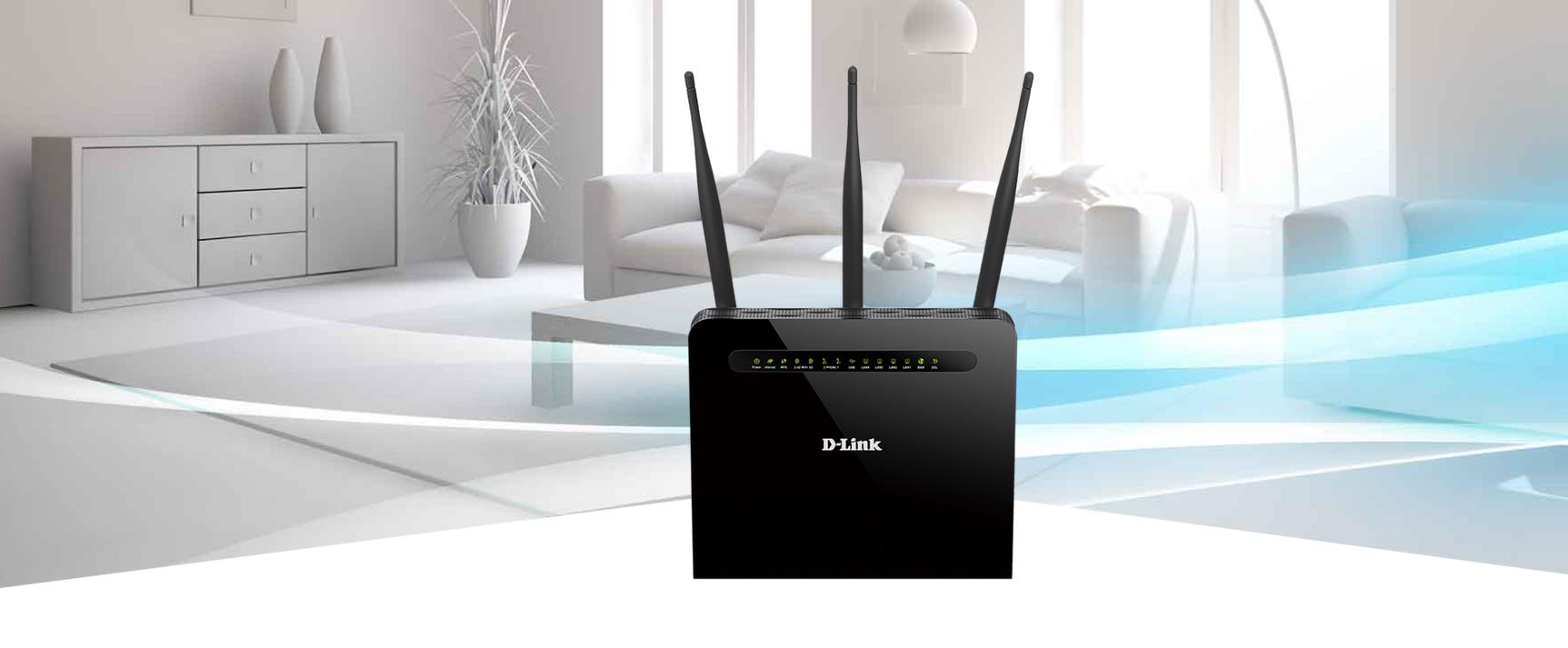 D-Link DVA-2800 Dual Band Wireless AC1600 Intro