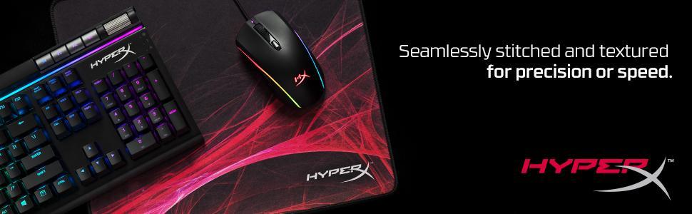 Kingston HyperX Fury S Mouse Pad HX-MPFS-M - Medium