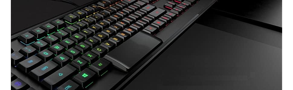Steelseries Apex M800 RGB Mechanical Gaming Keyboard Intro