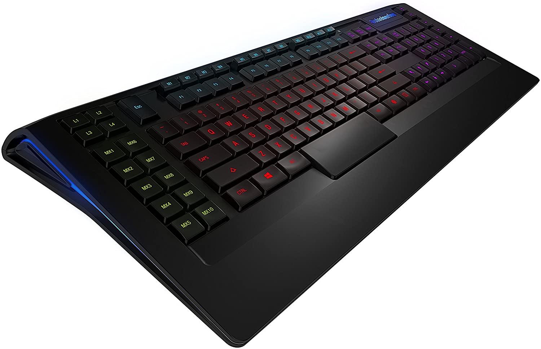 Steelseries Apex 350 Gaming Keyboard 64470 Intuitive Design