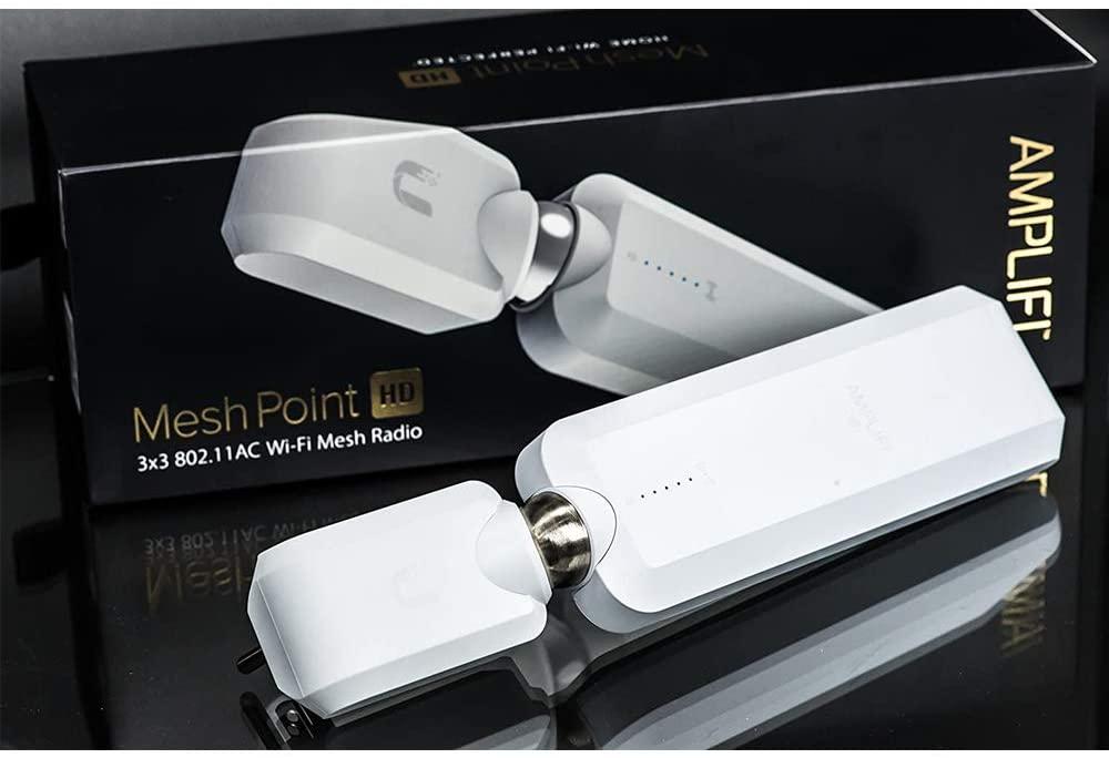 Ubiquiti AFi-P-HD AmpliFi HD Meshpoint Intuitive