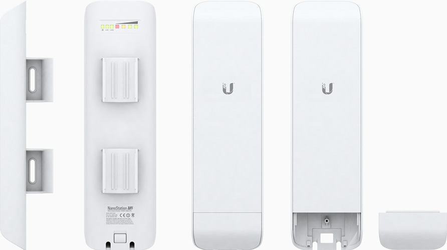 Ubiquiti NSM5 airMax CPE Compact