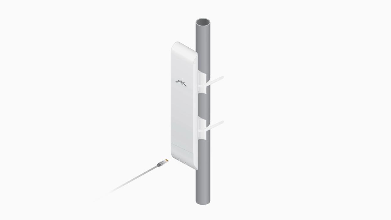 Ubiquiti NSM5 airMax CPE Plug and Play