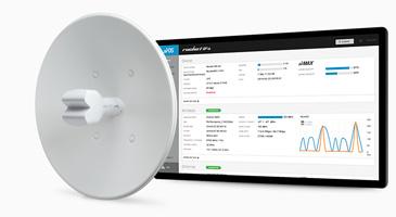 Ubiquiti NSM5 airMax CPE Powerful airOS