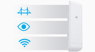 Ubiquiti NSM5 airMax CPE Versatile