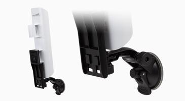Ubiquiti locoM5 airMax CPE Window-Wall Mounting Kit